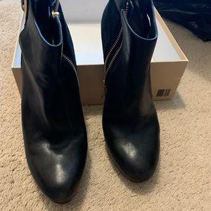 Michael Kors Shoes - Michael Kors black booties